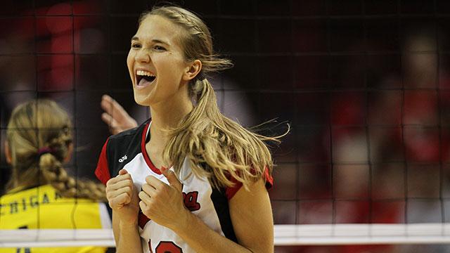 Watch #5 Oregon vs. #4 Nebraska (Regional Final) : NCAA ...