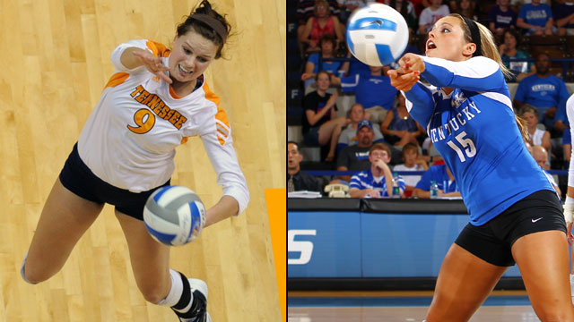 #25 Tennessee vs. Kentucky