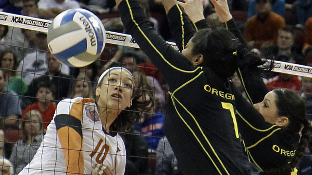 #5 Oregon vs. #3 Texas (Final): NCAA Women's Volleyball Championship