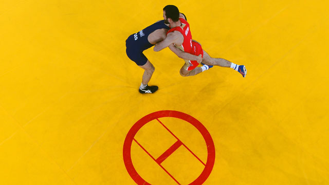 2013 World Wrestling Championships: Men's Freestyle