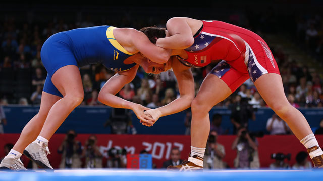 2013 World Wrestling Championships: Women's Freestyle