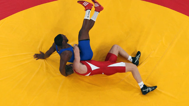 2013 World Wrestling Championships: Women's Freestyle & Men's Greco