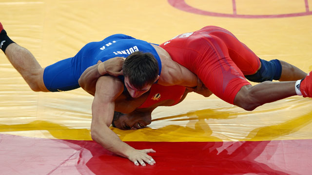 2013 World Wrestling Championships: Men's Greco