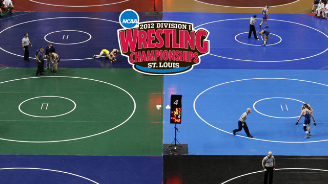 NCAA Division I Wrestling Championships presented by Enterprise Rent-A-Car (Session 2 - Mat 4)
