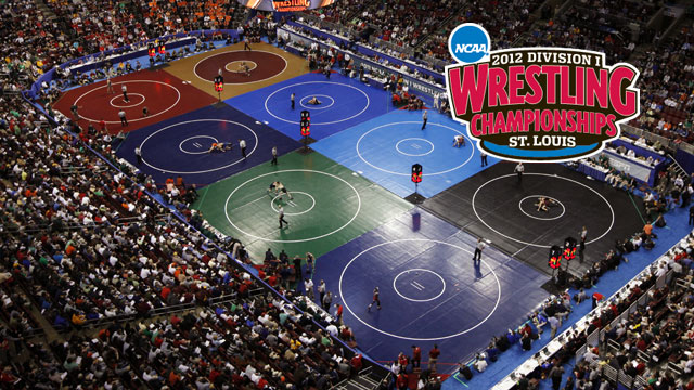 NCAA Division I Wrestling Championships presented by Enterprise Rent-A-Car (Quarterfinals - Mat 3)
