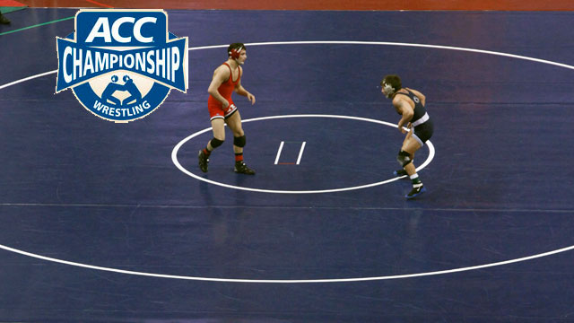 2012 ACC Wrestling Championship (Mat 1 with Finals)