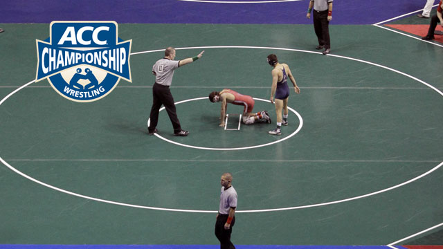 ACC Wrestling Championship: Mat 1 (First Round-Consolation Finals)