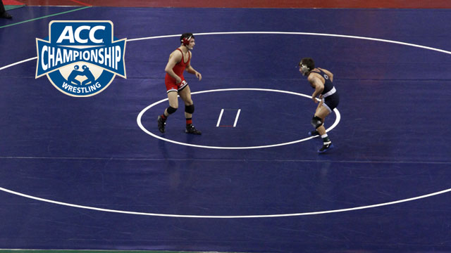 ACC Wrestling Championships: Mat 2 (First Round-Consolation Finals)