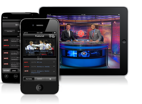 watch espn live  streaming