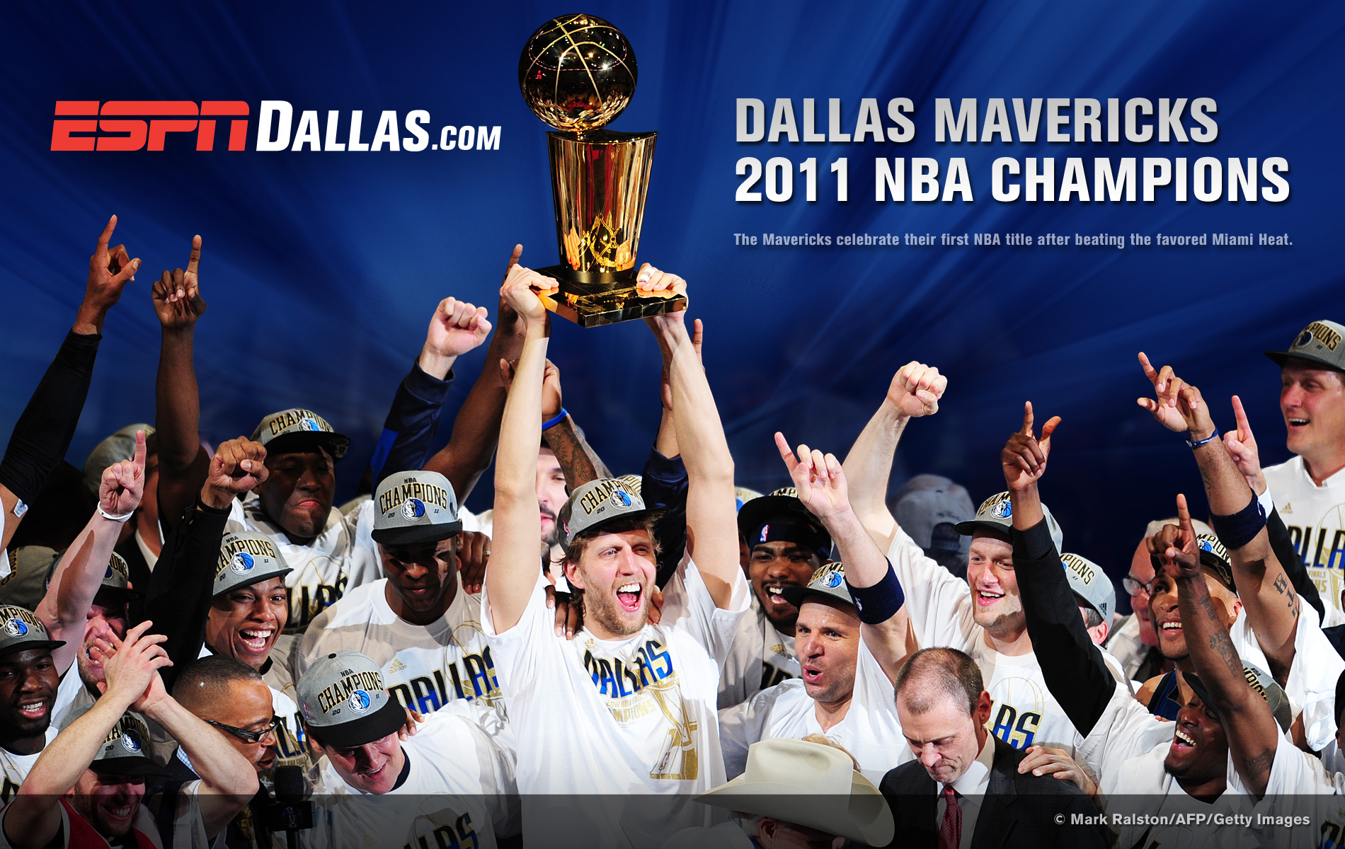 2010 11 Dallas Mavericks Wallpaper