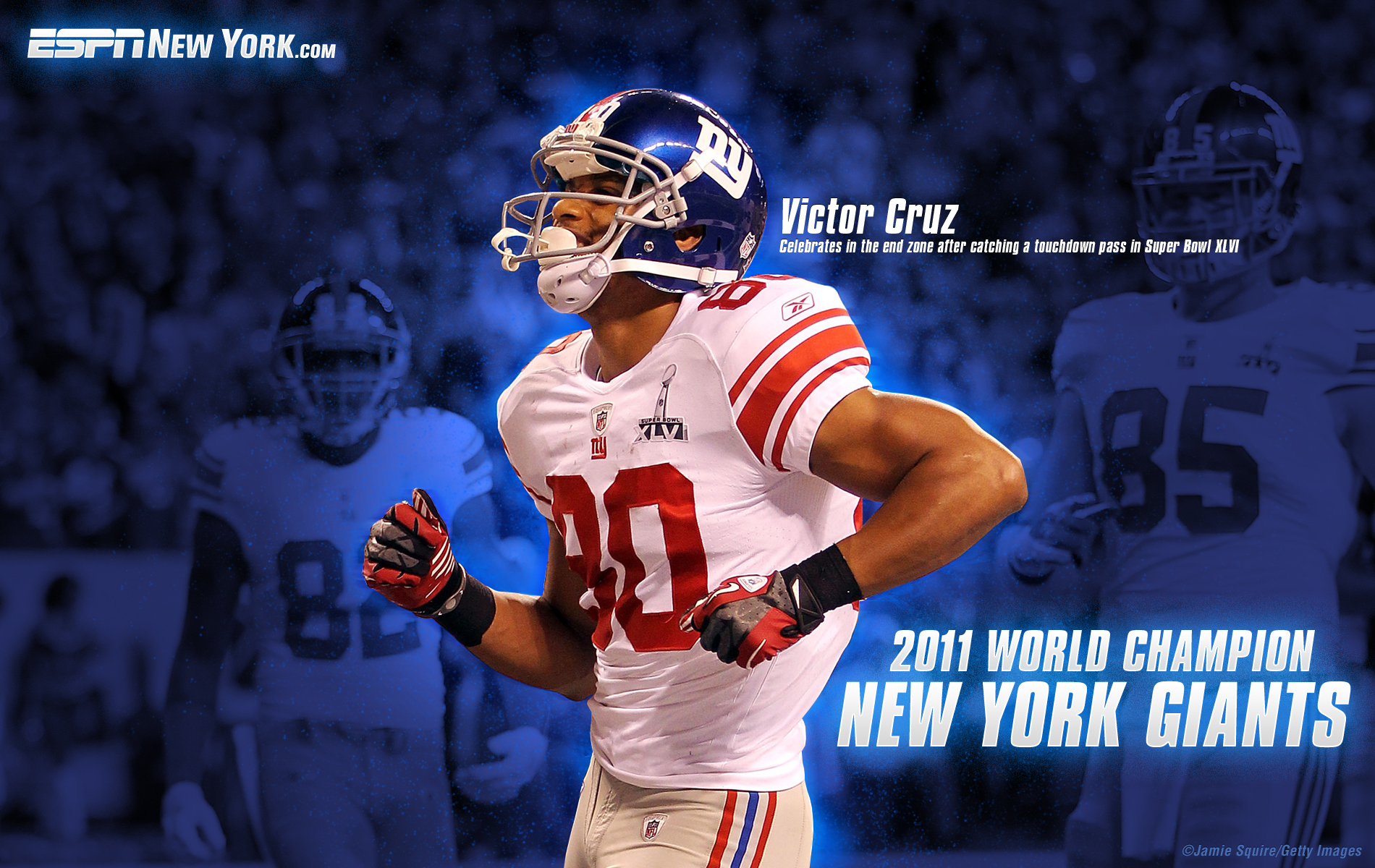 Giants Super Bowl Wallpaper Cruz Edition