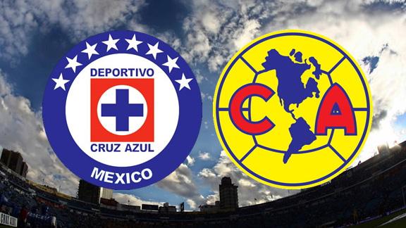 America vs. Cruz Azul - Espnradio - ESPN Deportes