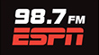 ESPNews, Warriors vs. Rockets on 98.7FM