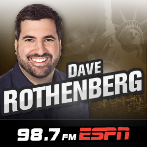 98.7 FM ESPN New York: Dave Rothenberg