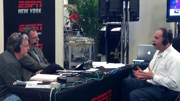 Don La Greca, Michael Kay and Mike Tannenbaum