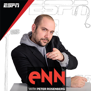 5ddb4c097 ENN with Peter Rosenberg Show - PodCenter - ESPN Radio