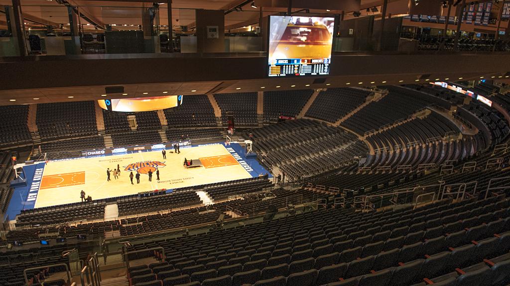 Madison Square Garden: The Madison Square Garden