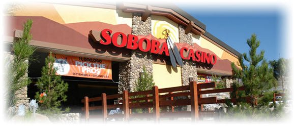 Soboba casino firefighter