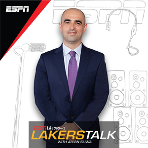 Lakers Talk With Allen Sliwa Show Podcenter Espn Radio
