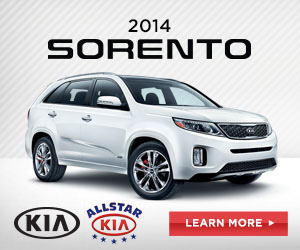 All Star Kia Giveaway