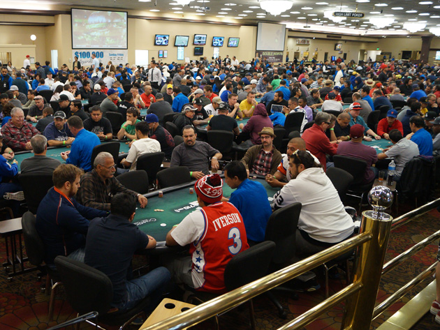 Poker tournaments los angeles today