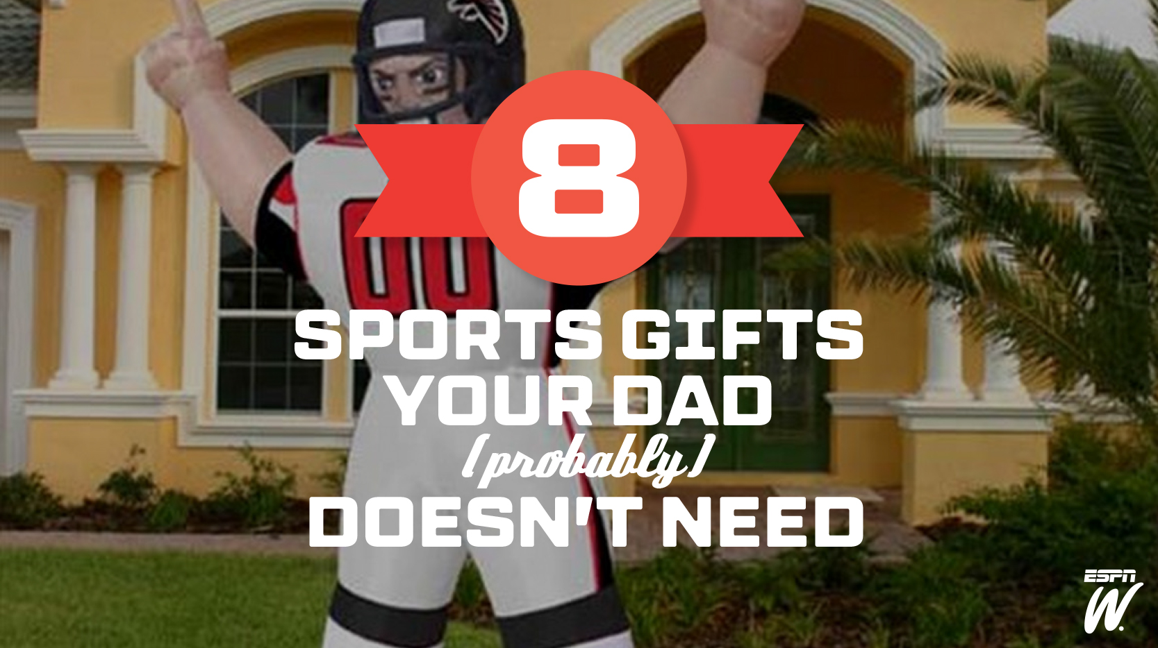 8 Sports Gifts Your Dad (Probably) Doesn't Need