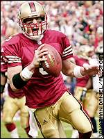 Jeff Garcia is one of four reliable QBs who can consistently win games