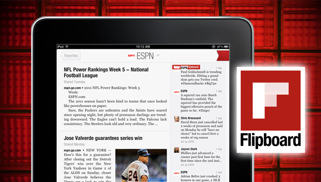 ESPN news and articles on Flipboard
