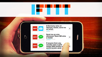 Olympics notifications on IFTTT