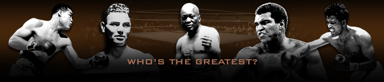 espn com all time greatest boxers