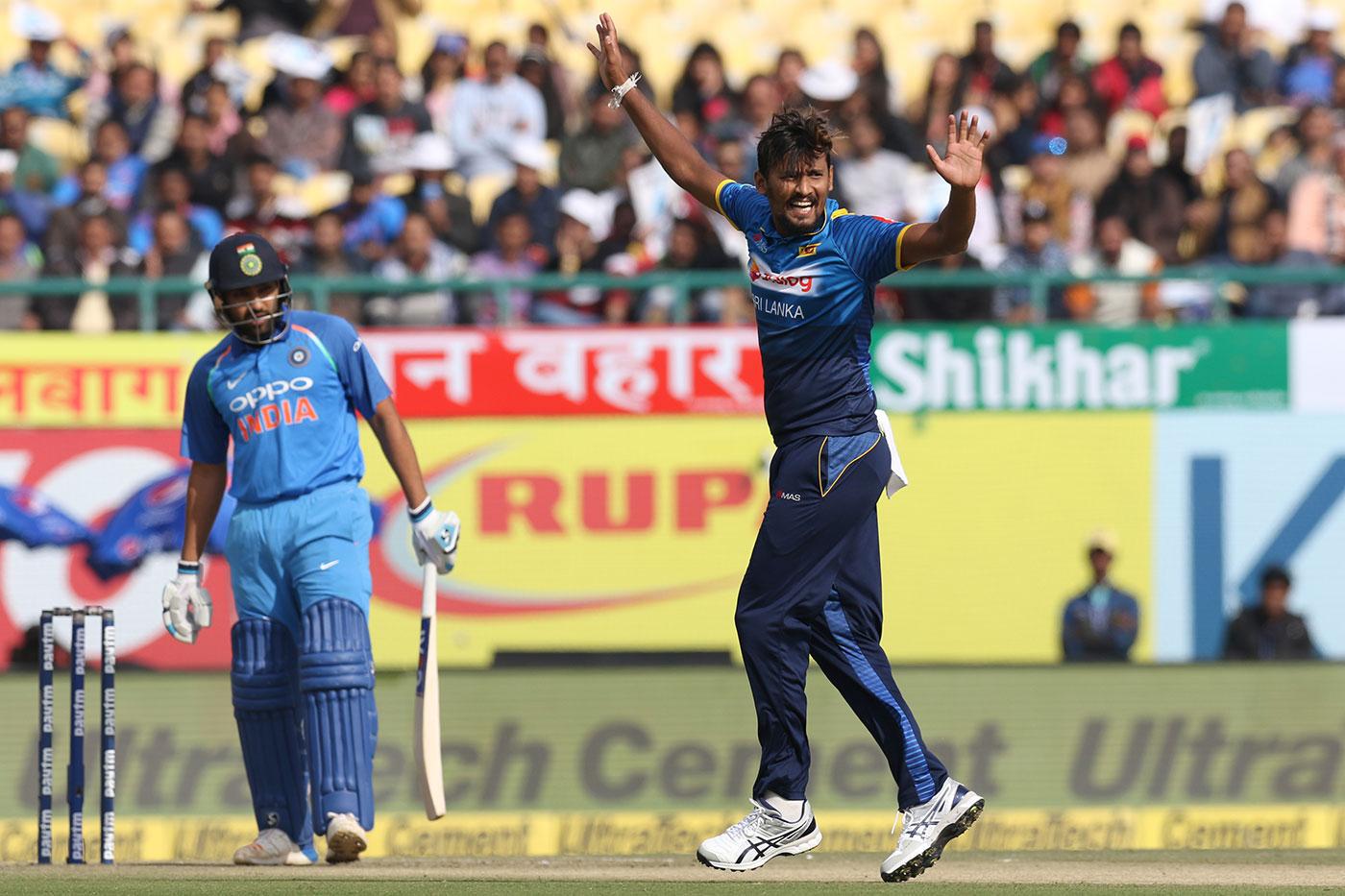 3rd ODI (D/N), Sri Lanka tour of India at Visakhapatnam, Dec 17 2017 | Match Report | ESPNCricinfo