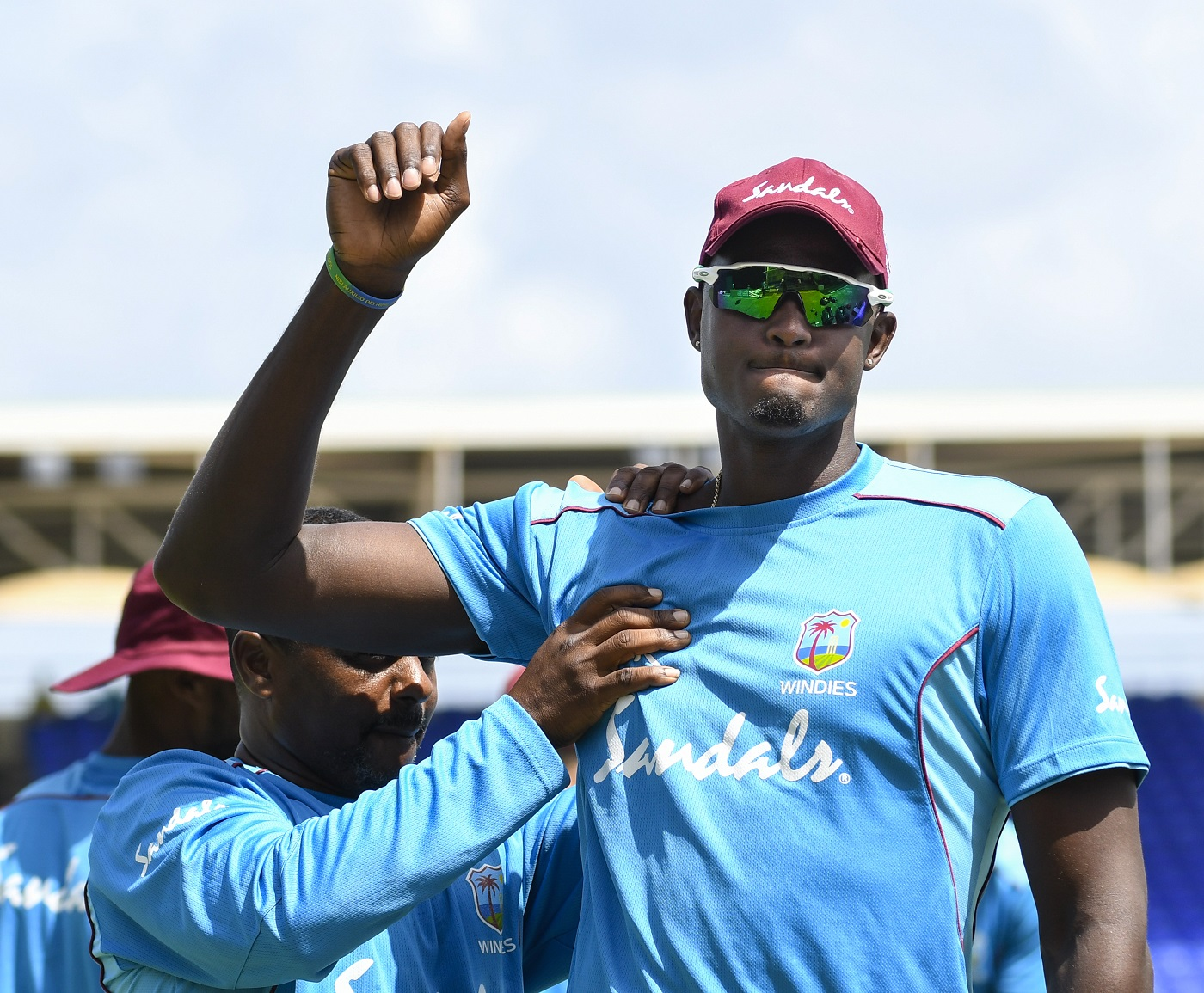 Impetuous West Indies lose three before lunch