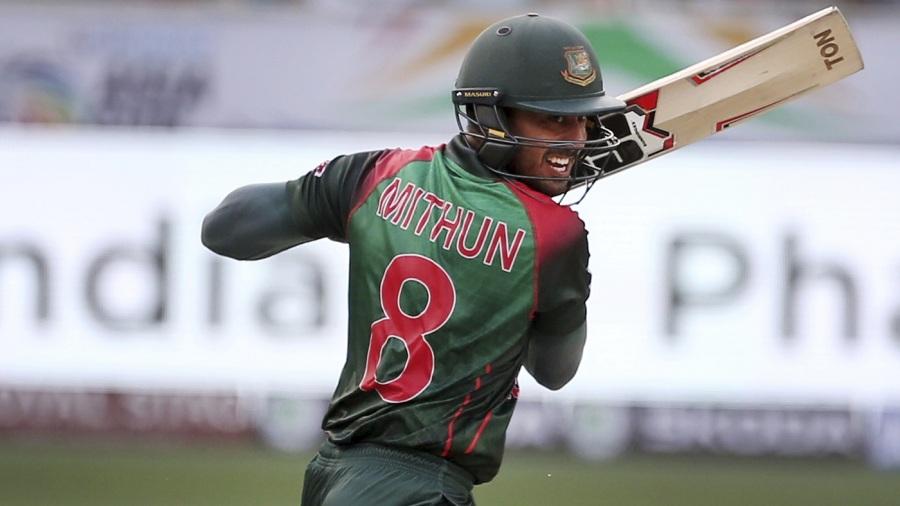BDESH 0/0  (1.3 ov, Imrul Kayes 0*, Liton Das 0*, TL Chatara 0/0) - Live | Match Report | ESPNCricinfo thumbnail