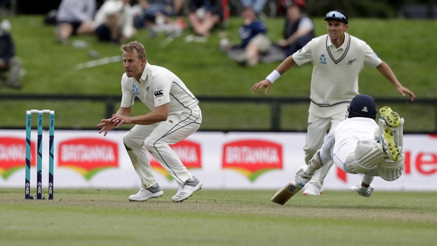 2nd Test, Sri Lanka tour of New Zealand at Christchurch, Dec 26-30 2018 | Match Report | ESPNCricinfo