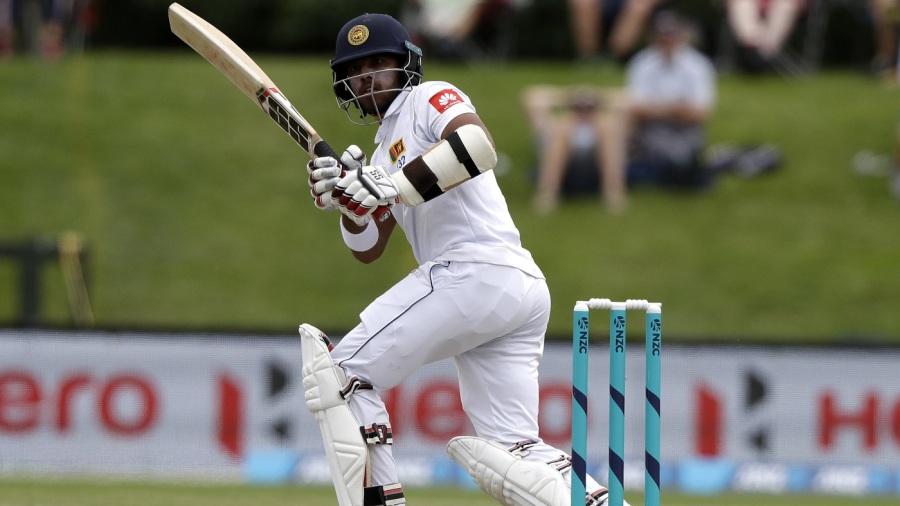 SL 89/2 (43.0 ov, BKG Mendis 51*, LD Chandimal 33*, AY Patel 0/0) – Lunch | Match Report | ESPNCricinfo