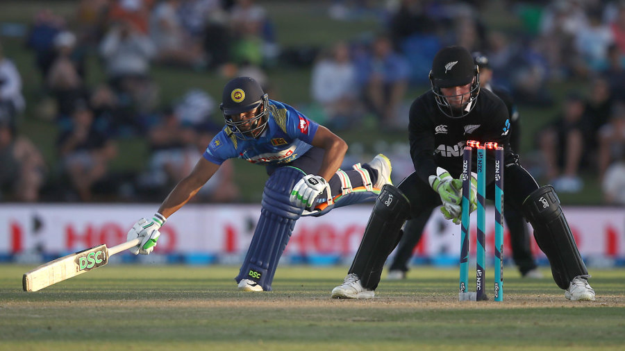 New Zealand's chance to experiment with series in the bag
