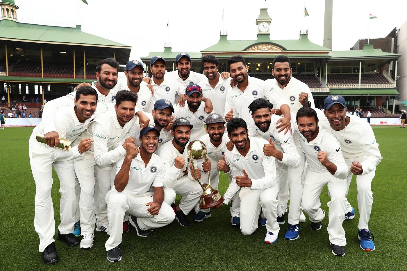 Kohli's India script historic series win in Australia