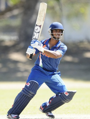 1st Youth Test, India Under-19s tour of Sri Lanka at Dambulla, Jul 23-26 2013 | Match Summary