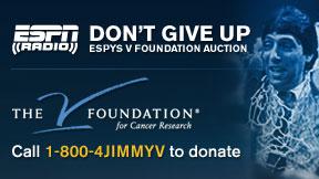 V Foundation Auction
