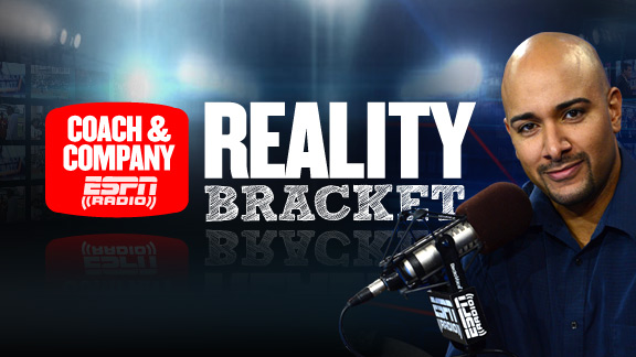 Coach & Company Reality TV Bracket