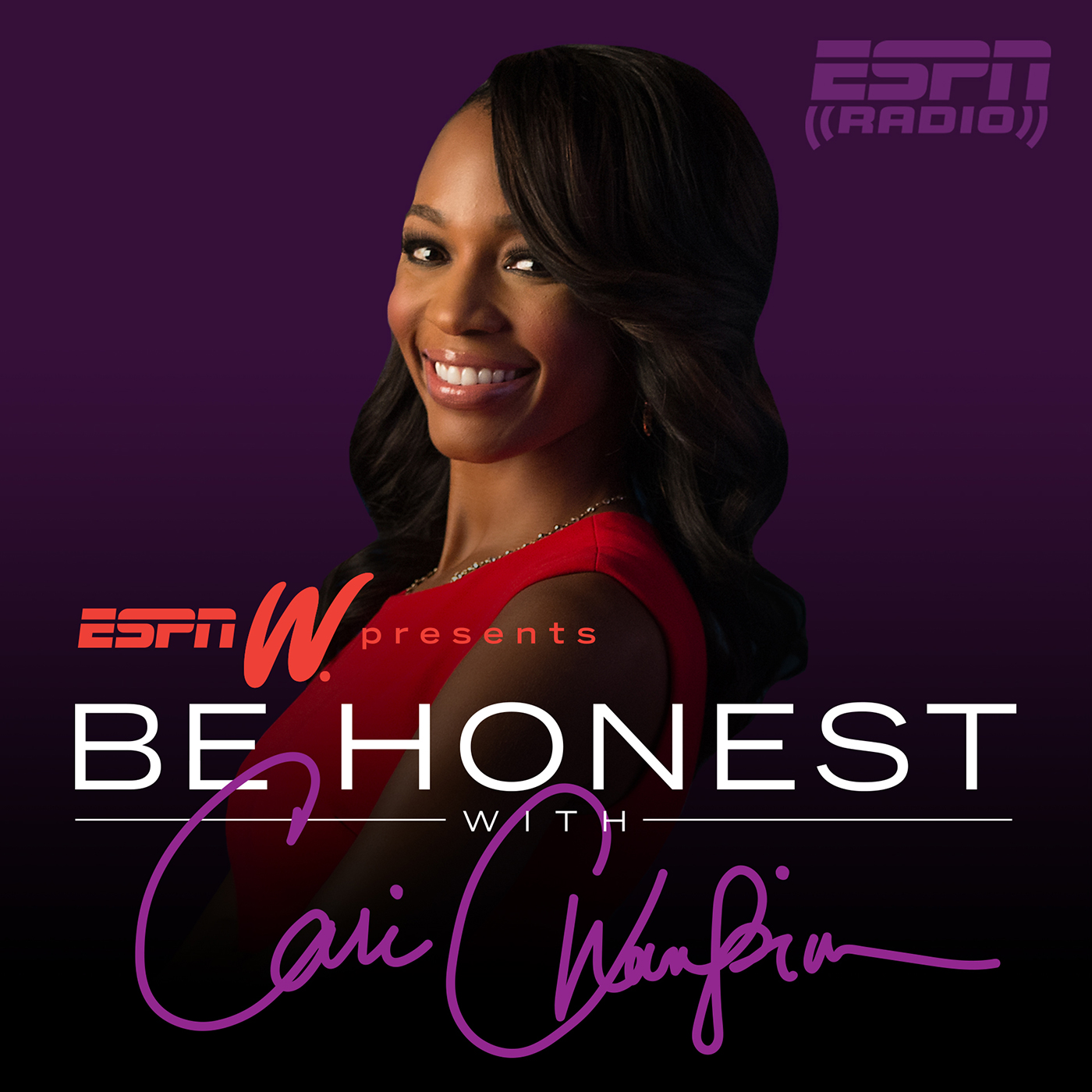 espnW presents Be Honest with Cari Champion