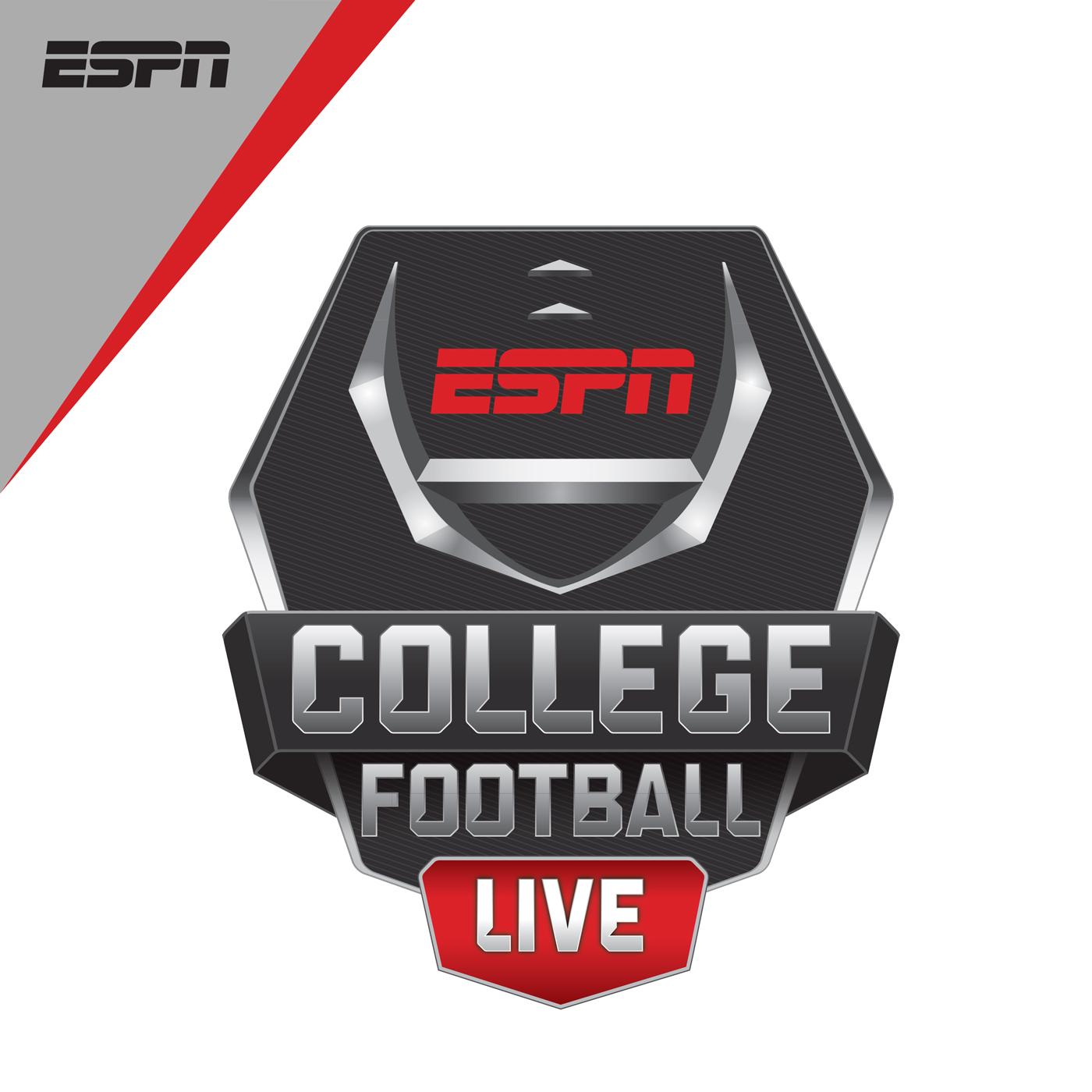 cfp football college footbal tv