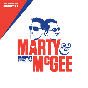 Marty and McGee Show - PodCenter - ESPN Radio