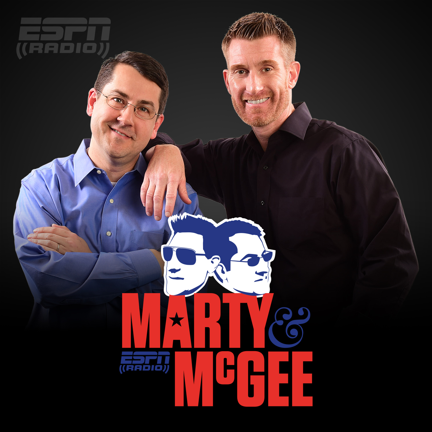 Marty and McGee