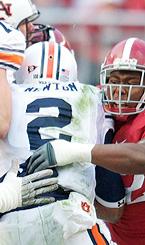 Auburn beats Alabama