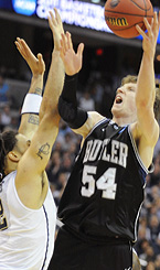 Butler upsets Pittsburgh