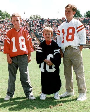 Peyton Manning Marshall And Mosley