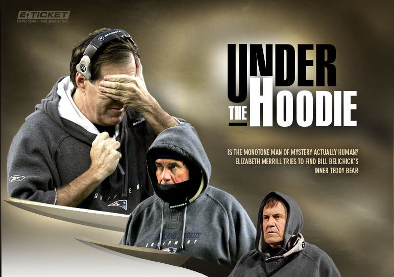 Under The Hoodie
