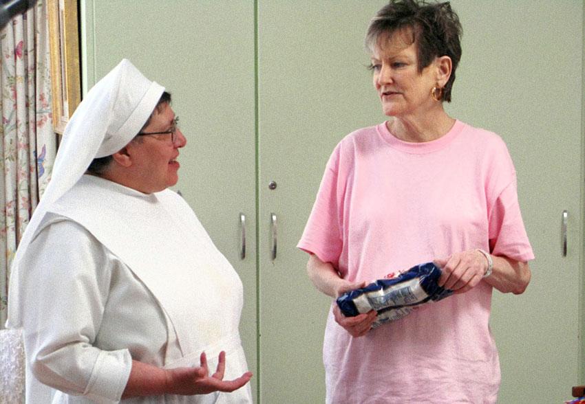 Sister Augustine, Joyce