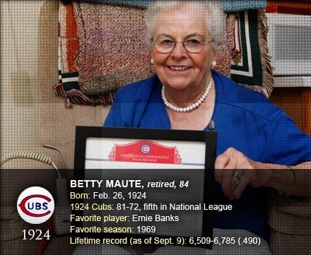 Betty Maute